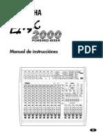 EMX2000S manual