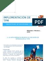 Implementación de TPM