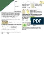 0 - Avaliação Diagnóstica - 1ºsem - 2014