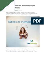 3 táticas infalíveis de memorização para estudantes.docx