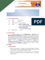 Informe Aip Educaline 1