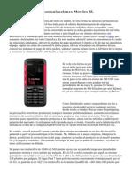 Mayorista En Telecomunicaciones Moviles Sl.