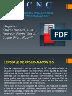 Lenguaje de Pragramacion CNC