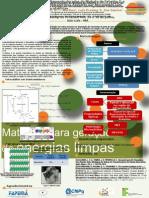 Poster - Obtenção de Pós Nanoestruturados de NE Com PF