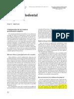 Examen Periodontal Completo. Armitage (2005)