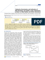Indium(III)-Catalyzed Reductive Bromination and Iodination of Carboxylic Acids to Alkyl Bromides and Iodides Scope, Mechanism, and One-Pot Transformation to Alkyl Halides and Amine Derivatives