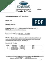 Tutorial Teste Rele ABB REM545 Sobrecorrente CE600X