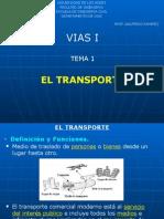 TEMA 1-El Transporte
