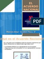 El Acuerdo Nacional 2013