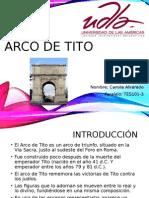 Arco de Tito