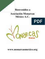 Bienvenidos a Asociación Monarcas México