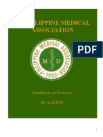 Handbook Philippine Medical Association