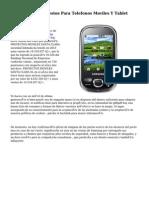 Accesorios Y Repuestos Para Telefonos Moviles Y Tablet