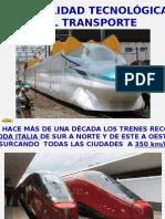 Trenes y Progresos