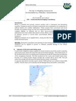 Sand Mining Mitigation Measures