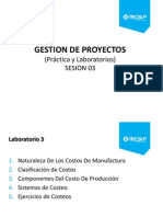 Sesion 3 - Gestion