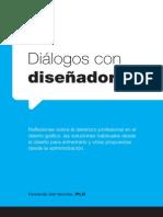 Dialogos Con Diseñadores