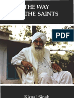 Way of the Saints - Kirpal Singh