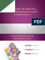 Analisis bioclimatico - Huaraz