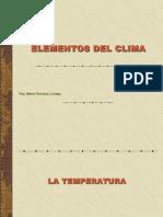 02 Elementos Clima 01 - Arquitectura bioclimatica