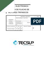Motor Trifasico tecsup