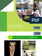 pLAN NACIONAL AMBIENTA; COMLOMBIANO 2012