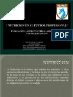 Nutricion Deportiva y Suplementos Futbol Joven