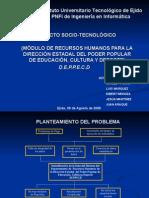 Presentacion de PST