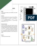 PráCtica No. 2 Instrumentacion y Control