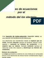 Método Del Ión Electrón