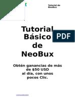 Tutorial de NeoBux X50