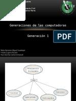 Generacion 1 de las computadoras