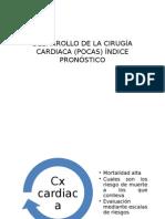 Desarrollo de La Cirugía Cardiaca (Pocas)