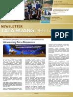 Newsletter Tata Ruang dan Pertanahan Edisi Juli 2015