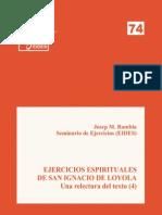 Ejercicios Espirituales_Una Relectura Del Texto IV (Jose-Maria-Rambla)-EIDES-74