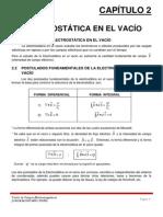 Capítulo 2-Electrostática en El Vacío-Texto TCE-2015