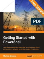 Getting Started with PowerShell - Sample Chapter