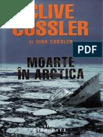 Clive Cussler - Moarte in Arctica.pdf