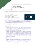 Soluciones EDO 2014 15