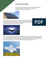 Contras y Pros de energ?a mareomotriz
