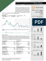 TEL Market Profile
