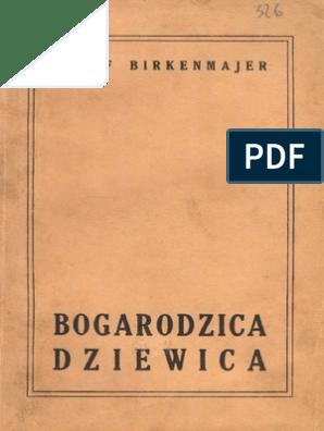 Bogarodzica Dziewica Analiza Tekstu Treści I Formy
