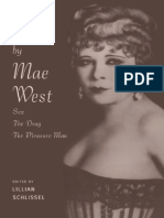 Three Plays by Mae West 1997