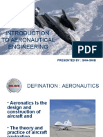 Aeronautical Engineering in Pune