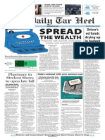 The Daily Tar Heel for Aug. 26, 2015