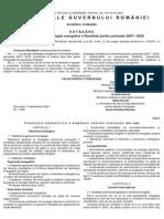 Strategia Energetica a Romaniei 2007_2020