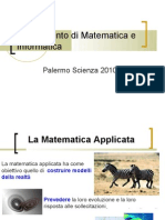 Matematica applicata