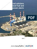 Electrical Solutions for Thermal Power Plants