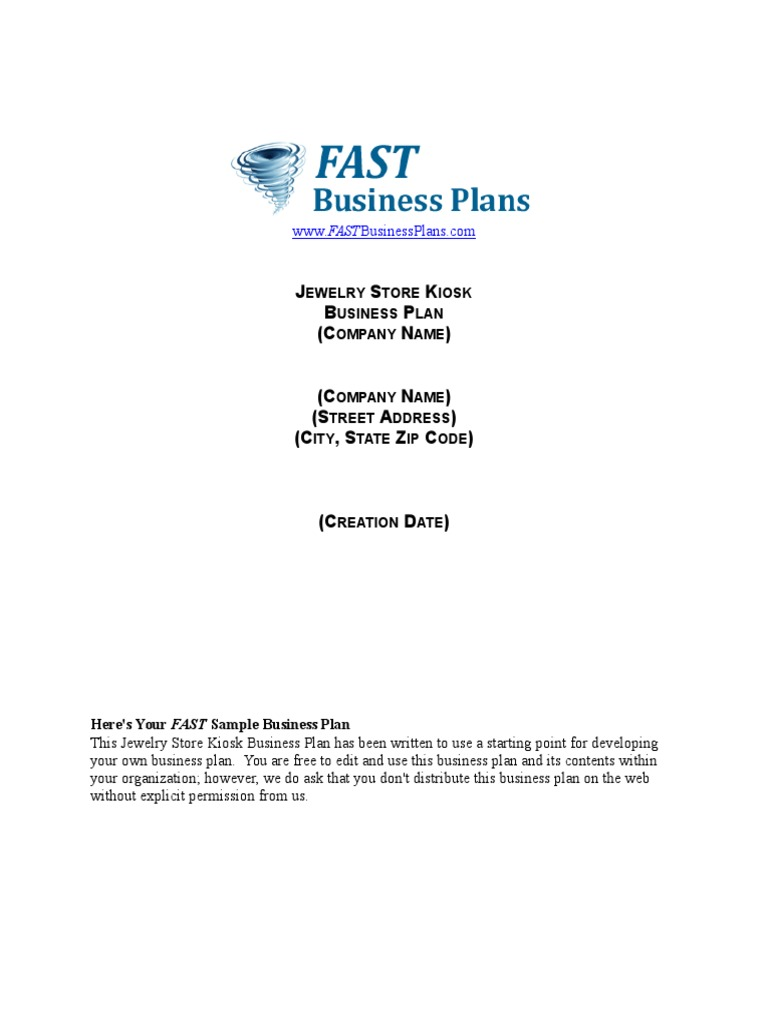 Sample business plan jewelry pharmaceutical cover letter