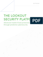 Lookout Security Platform_ Technology Whitepaper
